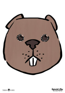 Tequila Works Groundhog Day mask