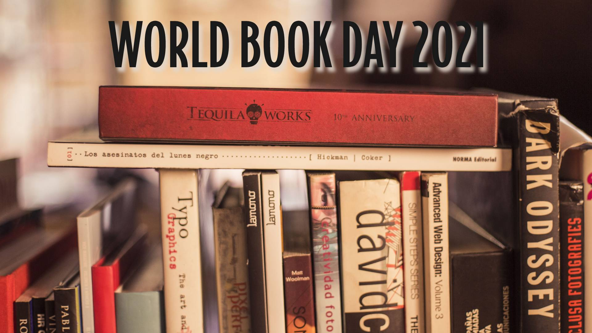 tequila works world book day